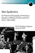 Cover for War Epidemics