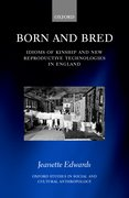 Cover for Born and Bred