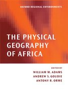 Cover for The Physical Geography of Africa