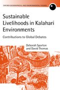 Cover for Sustainable Livelihoods in Kalahari Environments