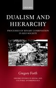 Cover for Dualism and Hierarchy