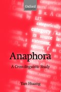 Cover for Anaphora