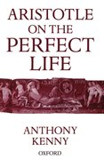 Cover for Aristotle on the Perfect Life