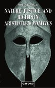 Cover for Nature, Justice, and Rights in Aristotle