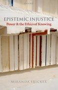 Cover for Epistemic Injustice