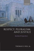 Cover for Respect, Pluralism, and Justice