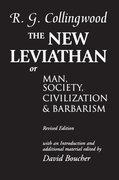 Cover for The New Leviathan