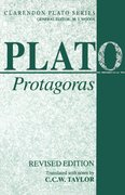 Cover for Protagoras