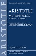 Cover for Metaphysics