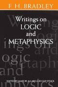 Cover for Writings on Logic and Metaphysics