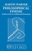 Cover for Philosophical Finesse