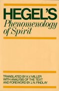 Cover for Phenomenology of Spirit