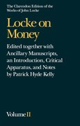 Cover for Locke on Money