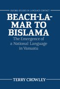 Cover for Beach-la-Mar to Bislama