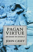 Cover for Pagan Virtue