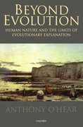 Cover for Beyond Evolution