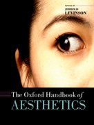 Cover for The Oxford Handbook of Aesthetics