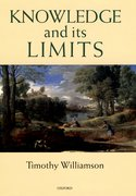 Cover for Knowledge and its Limits
