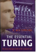 Cover for The Essential Turing