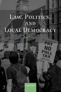 Cover for Law, Politics, and Local Democracy