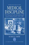 Cover for Medical Discipline