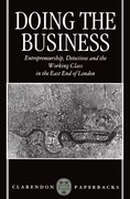Cover for Doing the Business