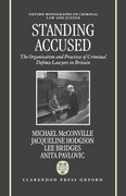 Cover for Standing Accused