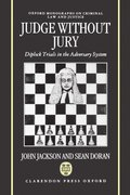 Cover for Judge Without Jury