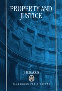 Cover for Property and Justice