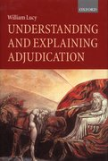 Cover for Understanding and Explaining Adjudication