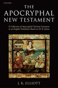 Cover for The Apocryphal New Testament