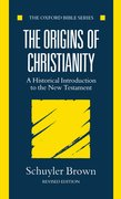 Cover for The Origins of Christianity