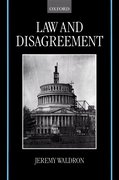 Cover for Law and Disagreement