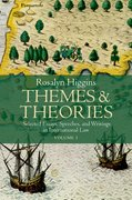 Cover for Themes and Theories