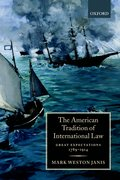 Cover for The American Tradition of International Law