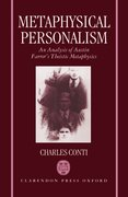 Cover for Metaphysical Personalism