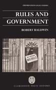 Cover for Rules and Government