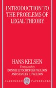 Cover for Introduction to the Problems of Legal Theory