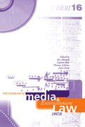 Cover for The Yearbook of Media and Entertainment Law