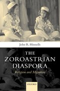 Cover for Zoroastrians Diaspora