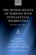 Cover for The Human Rights of Persons with Intellectual Disabilities