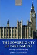 Cover for The Sovereignty of Parliament