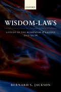 Cover for Wisdom-Laws