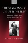 Cover for The Sermons of Charles Wesley