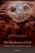 Cover for The Kindness of God