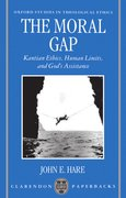 Cover for The Moral Gap