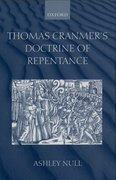 Cover for Thomas Cranmer