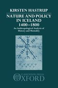 Cover for Nature and Policy in Iceland 1400-1800