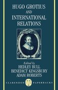 Cover for Hugo Grotius and International Relations