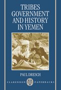 Cover for Tribes, Government, and History in Yemen